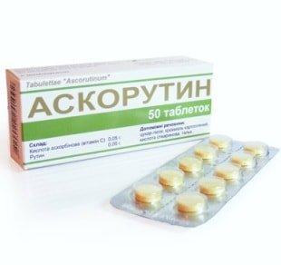 Как действует Аскорутин у больных с геморроем