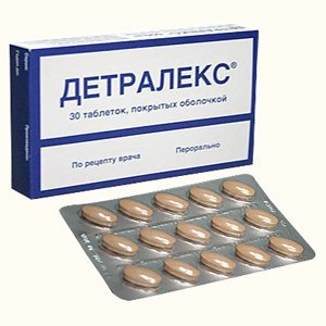 Как действуют таблетки Детралекс от геморроя