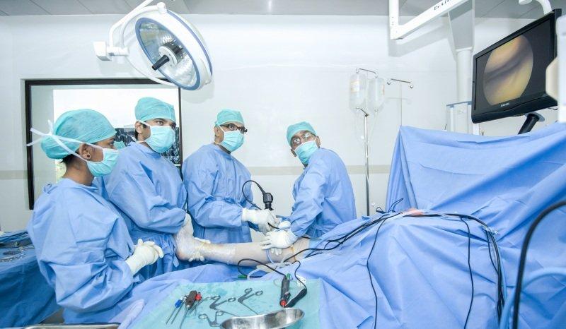 Хирургическое лечение внешнего геморроя при беременности