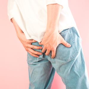 Бепантен и воспаления геморроидального узла