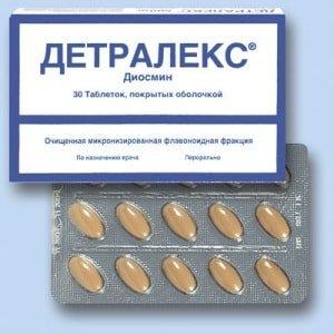 Геморройные увеличенные шишки: лечение медикаментами