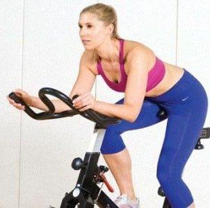 Как правильно заниматься ездой на велосипеде