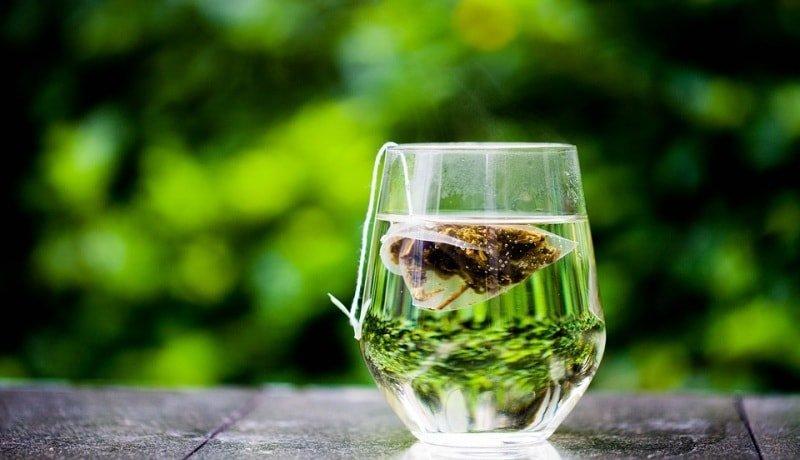 Зеленый чай при геморрое