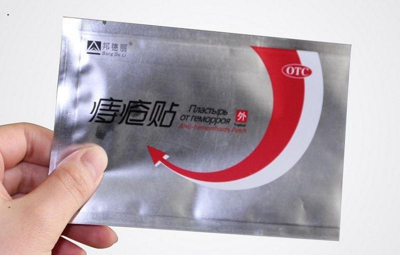 Китайские пластыри от геморроя - инструкция по применению