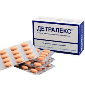 Таблетированные венотоники