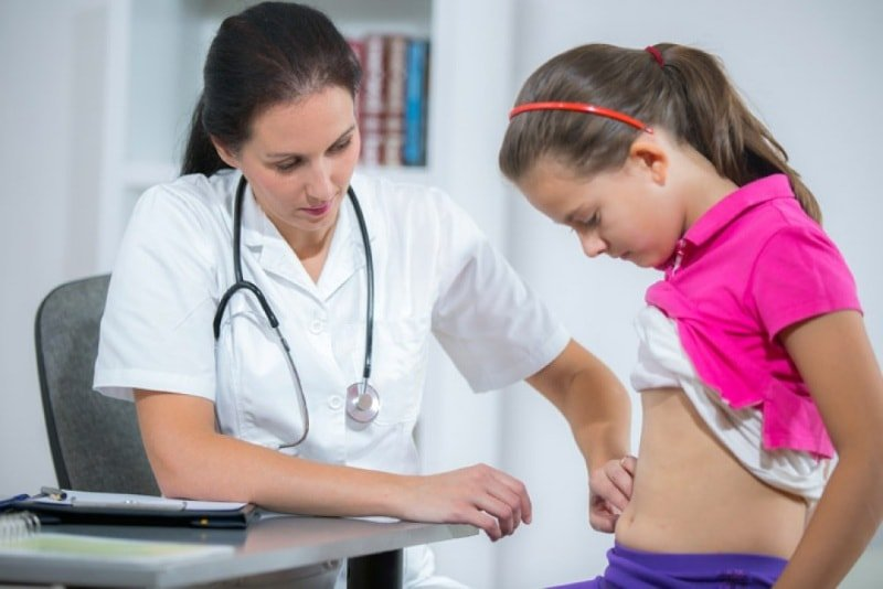 Лечение дискинезии кишечника у детей