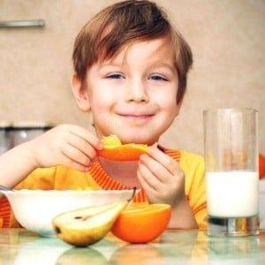 Диетотерапия у детей