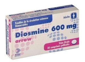 Как принимать Диосмин при геморрое