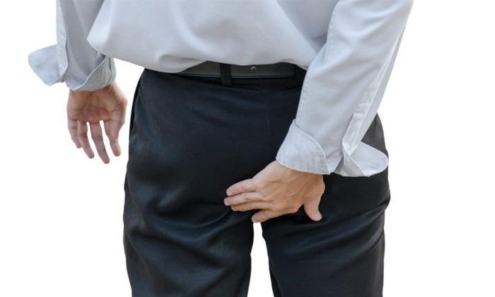 Чем лечить наружный геморрой у мужчин в домашних условиях