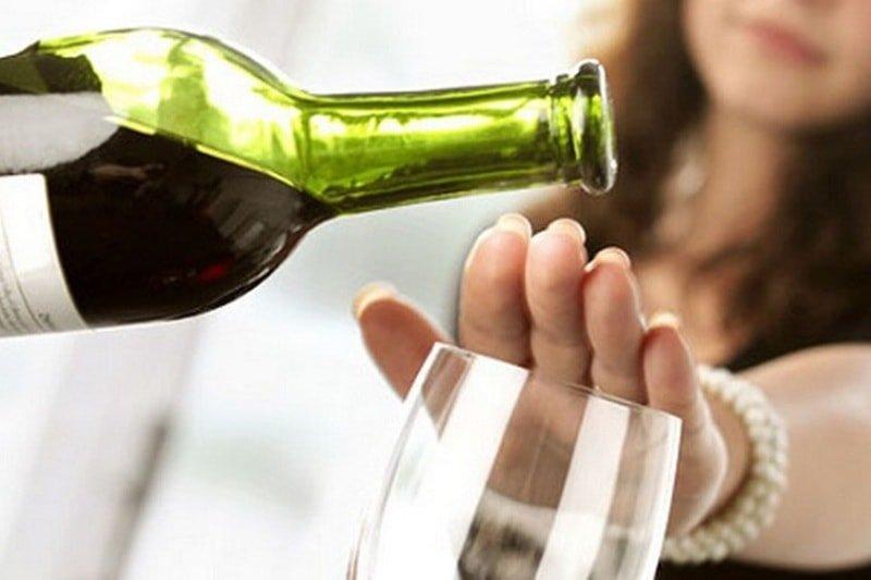 Алкоголь при геморрое
