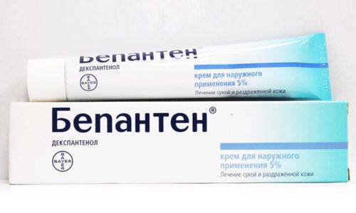 Мазь Бепантен при геморрое является одним из наиболее популярных препаратов для лечения заболевания