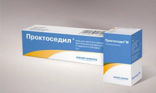Капсулы и мазь от геморроя Проктоседил – качественный фармпрепарат, который действует, можно сказать, моментально и длительно