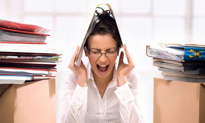 Причиной поноса может быть стресс