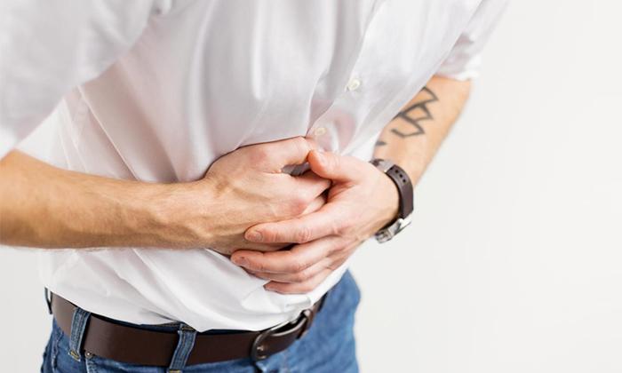 Форлакс может вызвать боли в животе