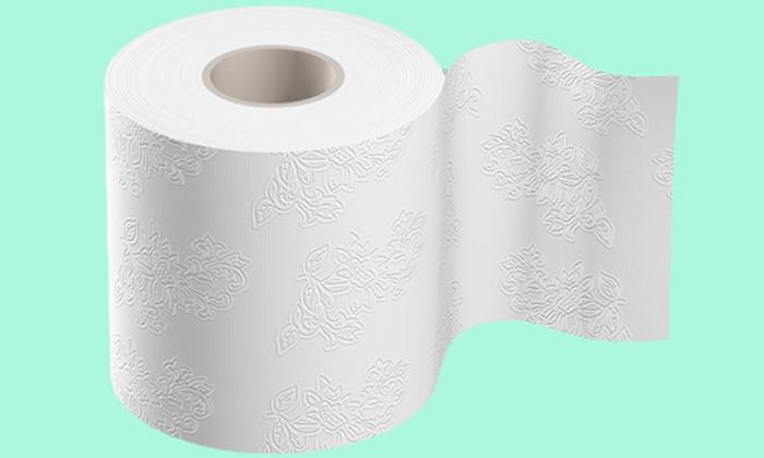 Больному нужно отказаться от жёсткой туалетной бумаги
