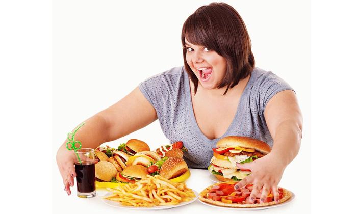 Чтобы не заболеть нужно перестать есть плохую пищу