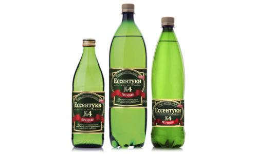 Для лечения можно пить Ессентуки (только нужно выпустить газ)