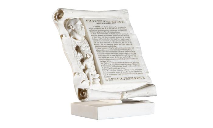 Упоминания о полезных свойствах гирудотерапии можно найти на страницах древнего автора Гиппократа