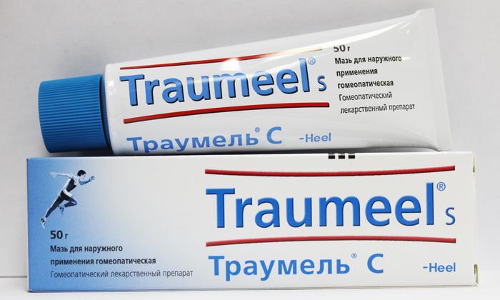 Траумэль останавливает геморроидальное кровотечение