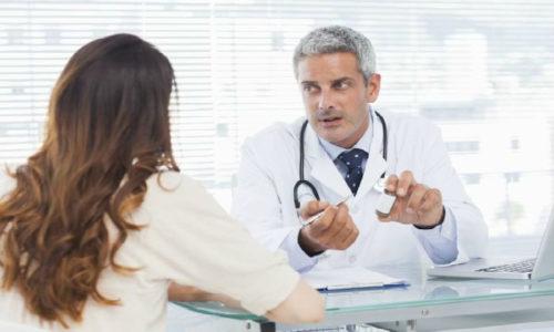 Проктолог назначит Проктонис при комплексном лечении от геморроя, чтобы нормализовать работу ЖКТ