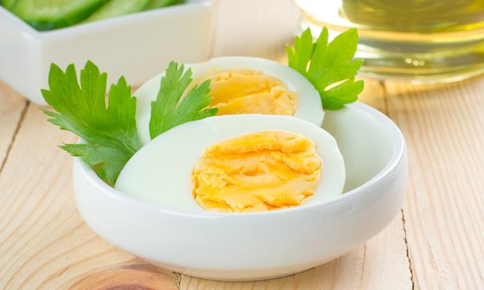 На завтрак подойдёт яйцо