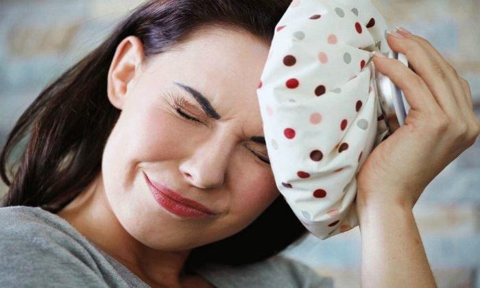 Свечи Вольтарен показаны при мигрени