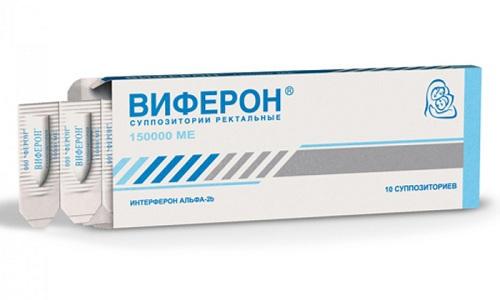 Действующим ингредиентом свечей Виферон является рекомбинантный человеческий интерферон альфа-2b