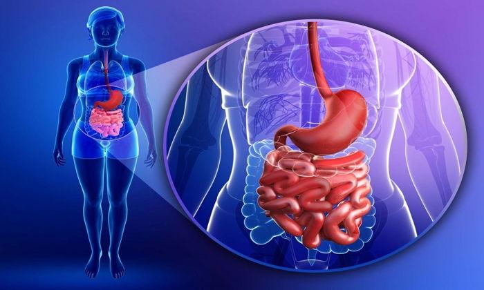 Для легкой степени болезни Крона проявления болезни со стороны других органов и систем отсутствуют