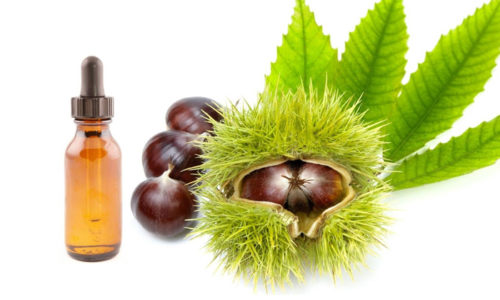 Бывают препараты из растительных компонентов конского каштана