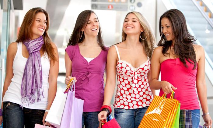 При геморрое можно пройтись по магазинам