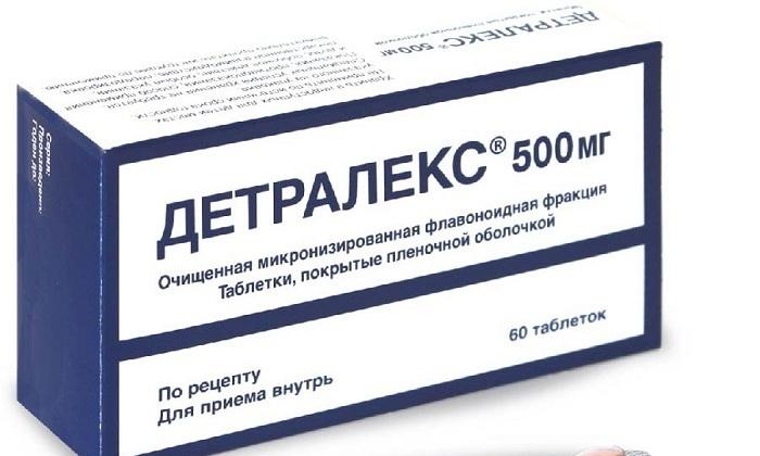 Врач может порекомендовать пациенту прием Детралекса в виде таблеток для предотвращения тромбоза