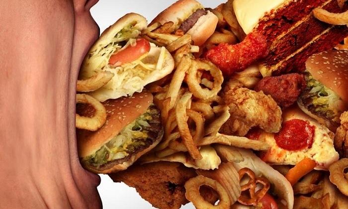 Болезнь может усугубиться в следствие неправильного питания