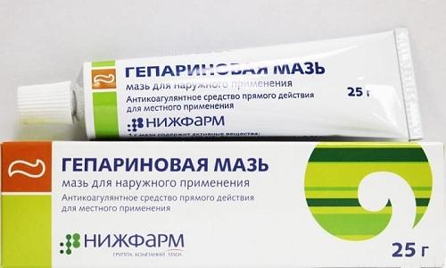 Гепариновая мазь от геморроя в современной медицине является достаточно эффективным и недорогим средством для лечения