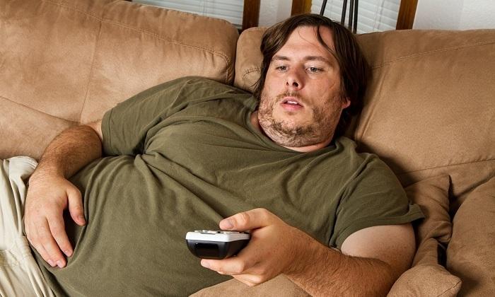 Проблема возникает у людей с лишним весом