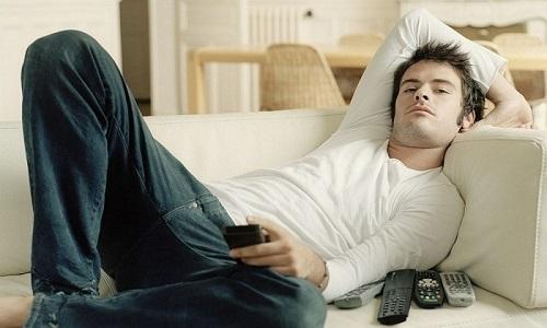 У мужчин геморрой может спровоцировать малоподвижный образ жизни