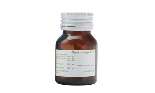 К вспомогательным веществам свечей Проктоседил М принадлежат такие, как парафин, ланолин, глицерин, желатин, парабены, вода