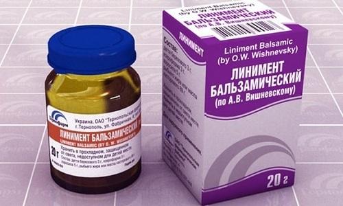 Мазь Вишневского может вызвать появление сыпи и зуда на коже