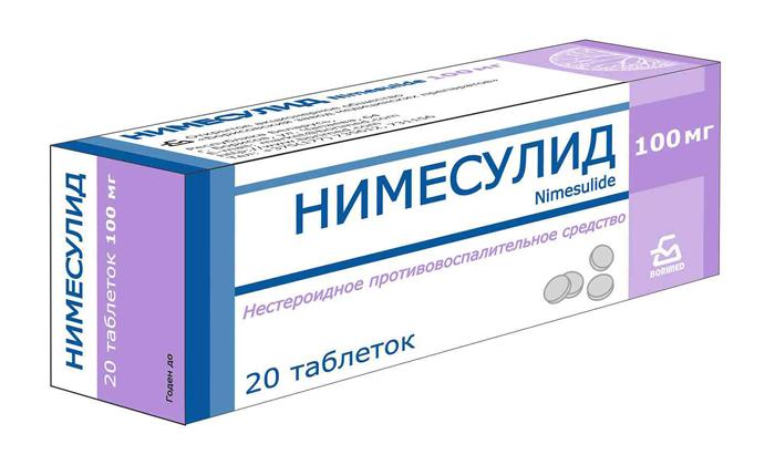 Лучше воспользоваться нестероидным противовоспалительными средством, таким как Нимесулид