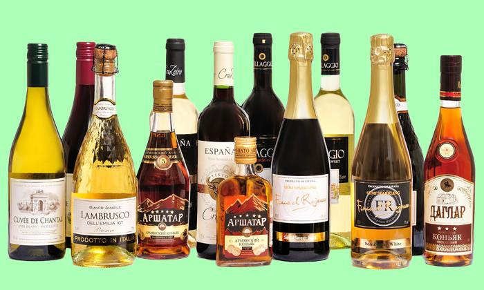 Алкоголь нужно исключить из рациона