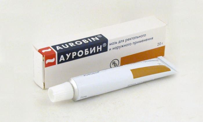 При болях после операции врач может назначить Ауробин