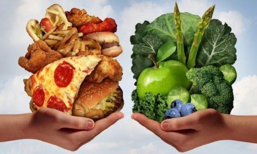 Увлечённость нездоровой пищей приводит к проблемам с опорожнением кишечника, а правильное питание однин из факторов предупреждения обострениягеморроя