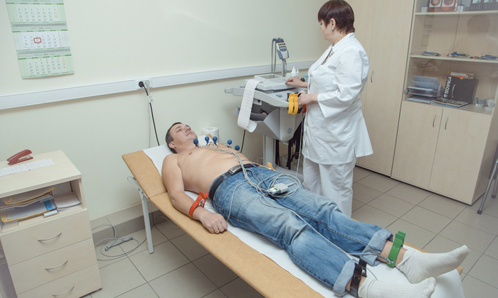 Перед операцией нужно сделать кардиограмму