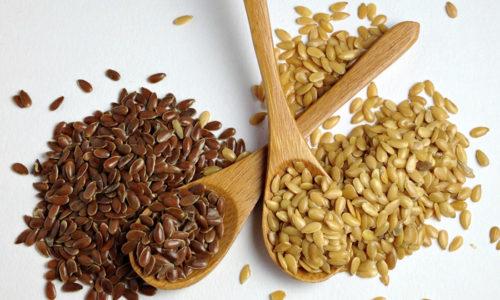Для приготовления настоя вам понадобятся 50 г семян льна