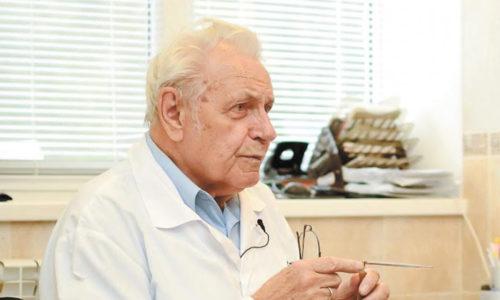 Иван Павлович Неумывакин, известный доктор, один из основоположников космической медицины, автор нескольких оздоровительных систем