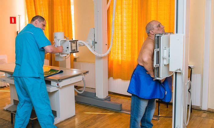 Перед операцией пациент должен сделать флюорографию