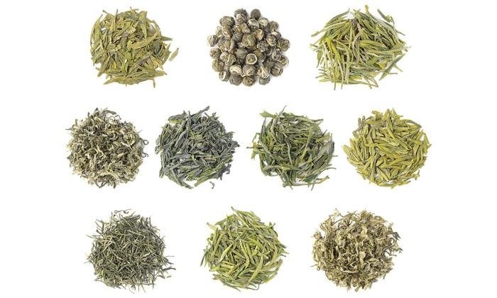 Выбирайте только качественный зеленый чай, избегайте пакетированного напитка