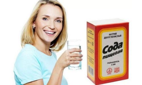 Регулярное употребление небольшой дозы гидрокарбоната натрия внутрь позволяет нормализовать кислотно-щелочное соотношение в пищеварительном тракте