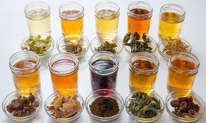 Для приготовления отвара по Рецепту № 1, кроме семян тмина, понадобятся и экстракты лечебных растений