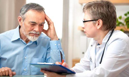 Прогнозы ухудшаются, если мужчина находится в преклонном возрасте или отказывается проходить рекомендованный онкологом курс лечения