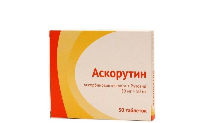 Аскарутин активизирует кровообращение